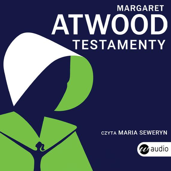 okładka Testamentyaudiobook | MP3 | Margaret Atwood