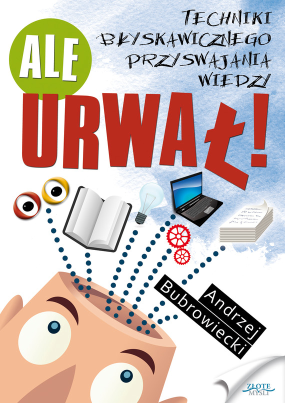 okładka Ale urwał!, Audiobook   Andrzej Bubrowiecki