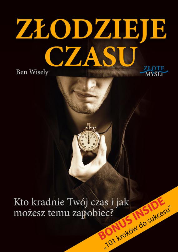 okładka Złodzieje czasuaudiobook | MP3 | Ben Wisely