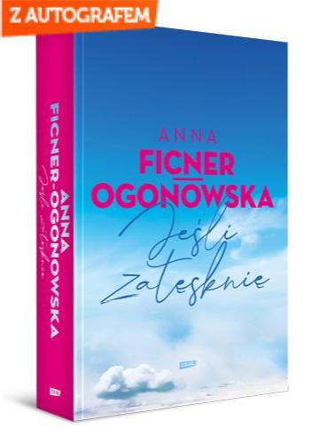 okładka Jeśli zatęsknię - autografksiążka |  | Fincer - Ogonowska Anna