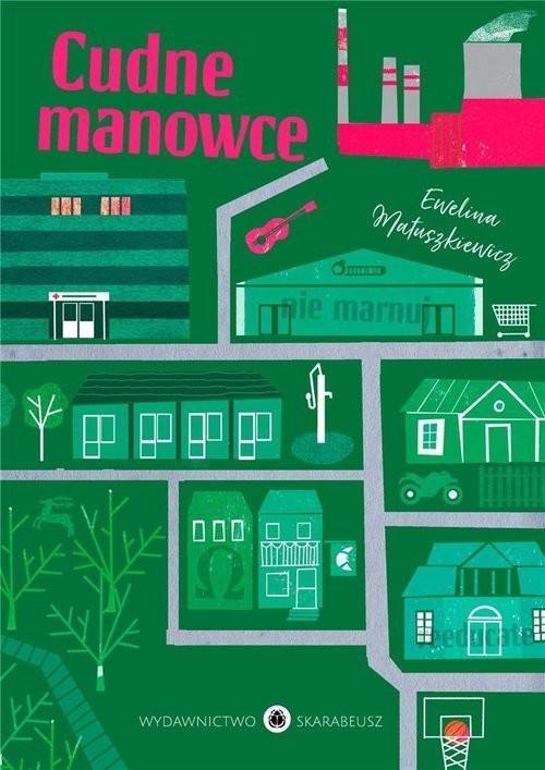 okładka Cudne manowce, Książka | Matuszkiewicz Ewelina