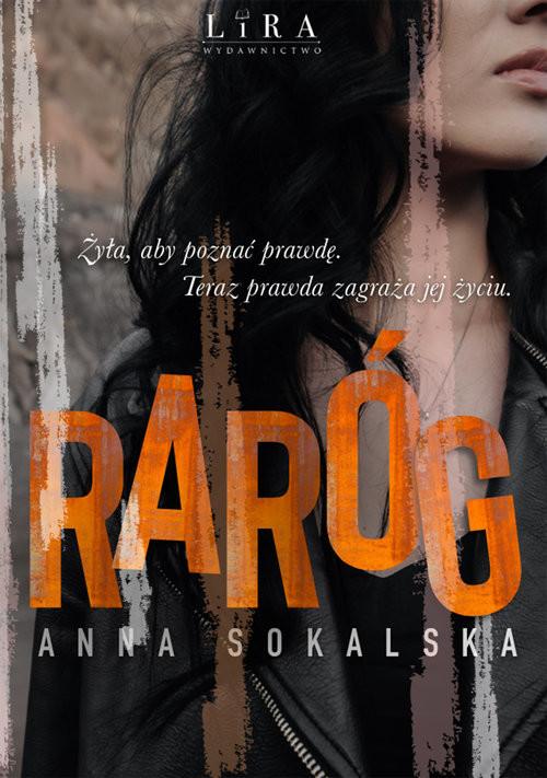 okładka Raróg, Książka | Sokalska Anna