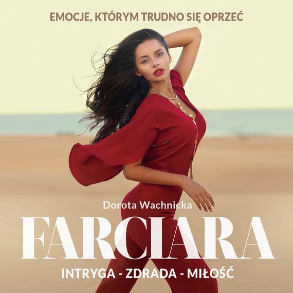 okładka Farciaraaudiobook   MP3   Dorota Wachnicka