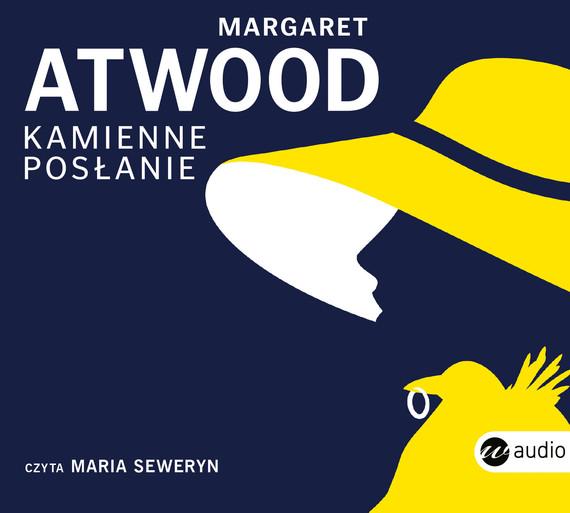 okładka Kamienne posłanieaudiobook   MP3   Margaret Atwood