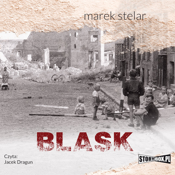 okładka Blaskaudiobook | MP3 | Marek Stelar
