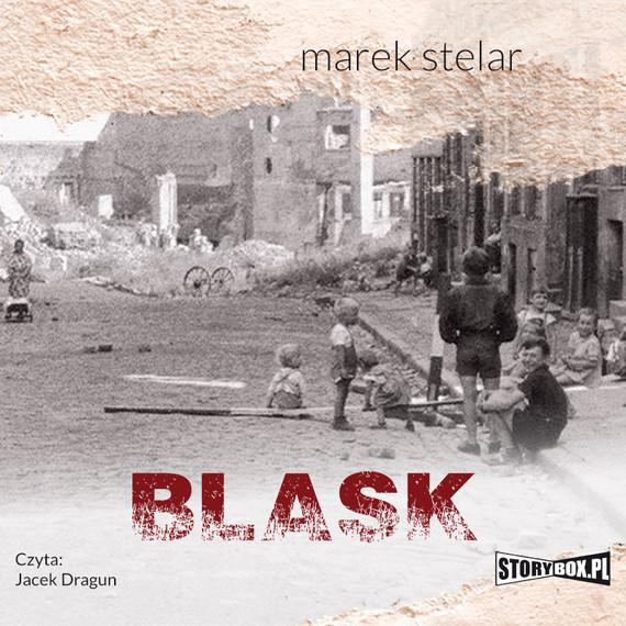 okładka Blask, Audiobook | Marek Stelar