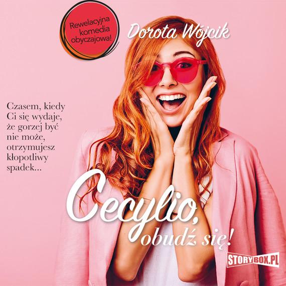 okładka Cecylio, obudź się!audiobook | MP3 | Dorota Wójcik