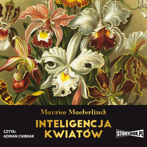 okładka Inteligencja kwiatówaudiobook | MP3 | Maurice Maeterlinck