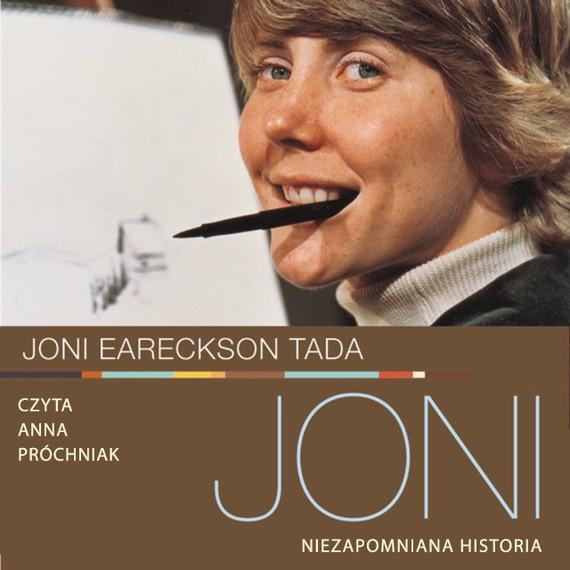 okładka Joni. Niezapomniana historia, Audiobook | Joni Eareckson Tada