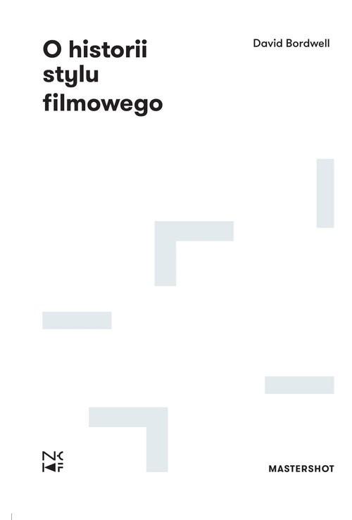 okładka O historii stylu filmowegoksiążka      Bordwell Davis