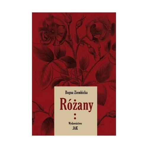 okładka Różany Tom 2książka      Bogna Ziembicka