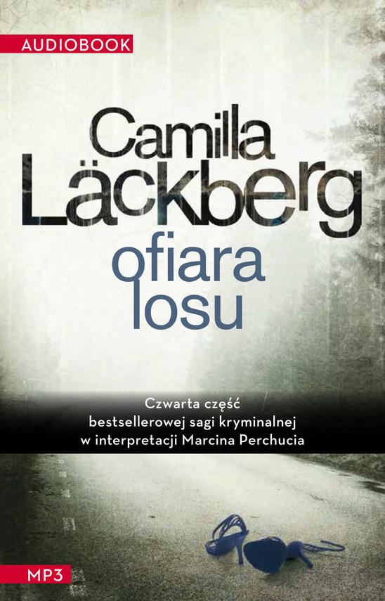 okładka Ofiara losu, Audiobook | Camilla Läckberg