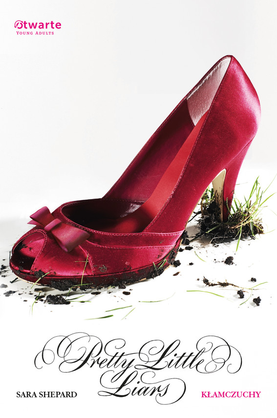 okładka Kłamczuchy. Pretty Little Liars 1ebook | epub, mobi | Sara Shepard
