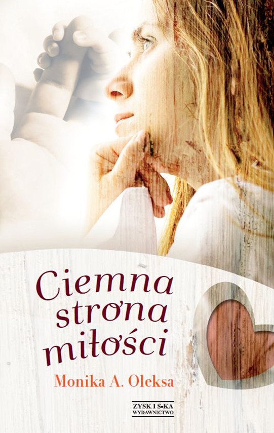 okładka Ciemna strona miłości DODRUK, Ebook   Monika A. Oleksa