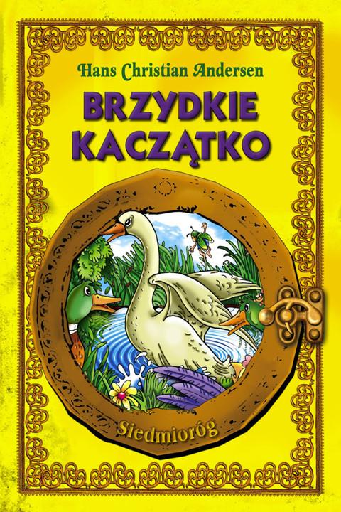 okładka Brzydkie kaczątkoebook | epub, mobi | Hans Christian Andersen