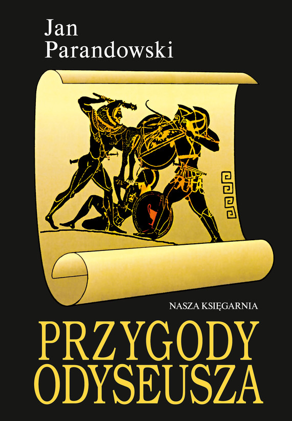 okładka Przygody Odyseusza, Ebook   Jan Parandowski