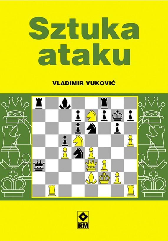 okładka Sztuka ataku, Ebook | Vladimir Vuković