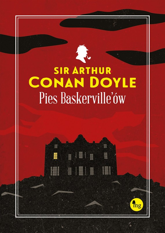 okładka Pies Baskerville'ów, Ebook | Arthur Conan Doyle