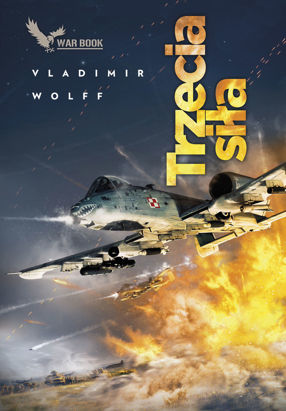 okładka Trzecia siła, Ebook | Vladimir Wolff