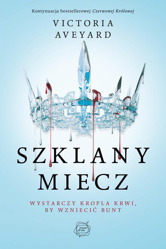 okładka Szklany miecz, Ebook | Victoria Aveyard