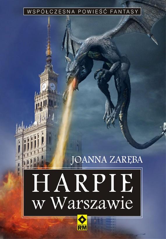 okładka Harpie w Warszawieebook | epub, mobi | Joanna Zaręba