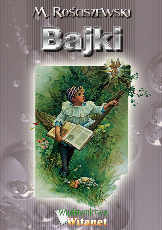 okładka Bajkiebook | epub, mobi | M. Rościszewski