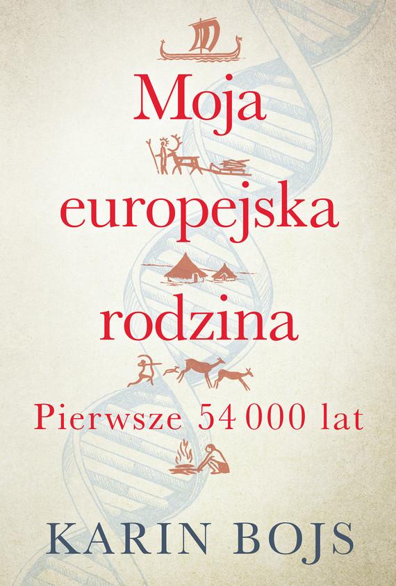 okładka Moja europejska rodzinaebook   epub, mobi   Karin Bojs