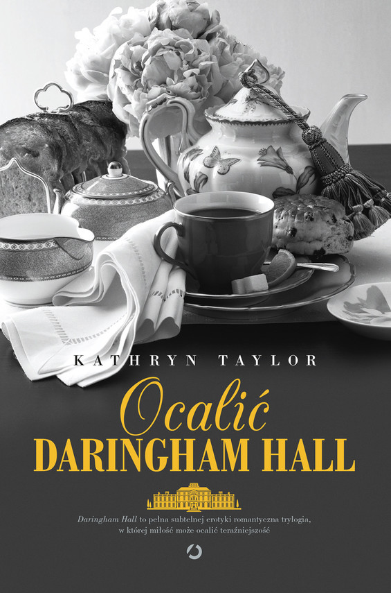 okładka Ocalić Daringham Hall, Ebook | Kathryn Taylor