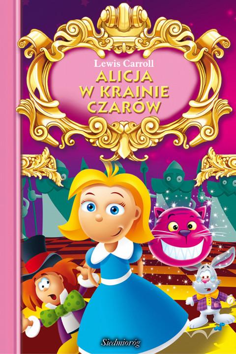okładka Alicja w krainie czarówebook | epub, mobi | Lewis Carroll