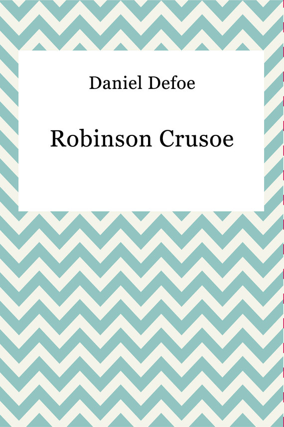 okładka Robinson Crusoeebook   epub, mobi   Daniel Defoe