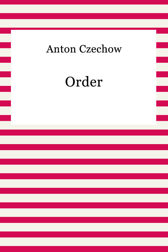 okładka Order, Ebook | Anton Czechow