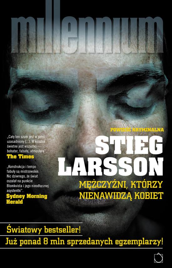 okładka Millennium (#1). Mężczyźni, którzy nienawidzą kobiet (#1), Ebook | Stieg Larsson