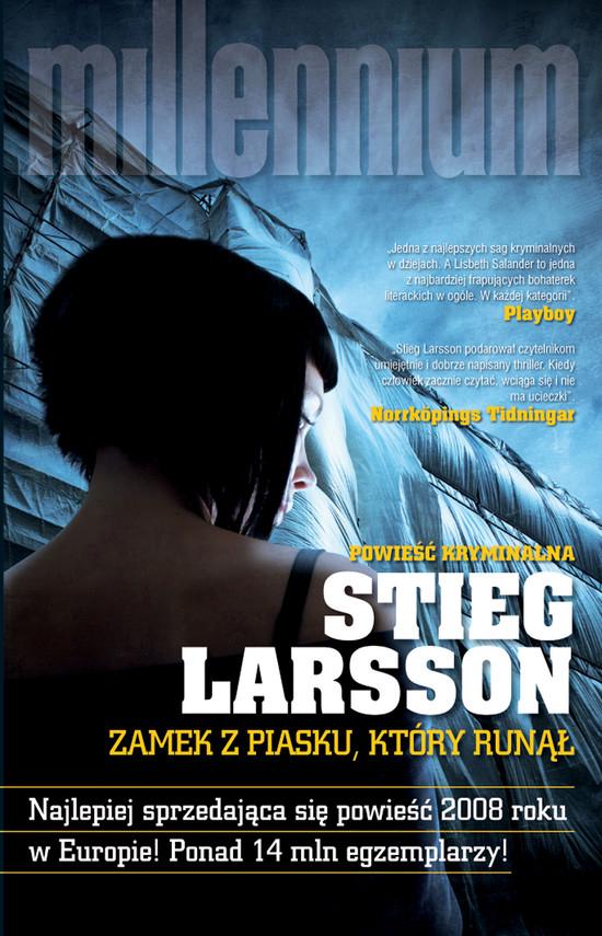 okładka Millennium (#3). Zamek z piasku, który runął (#3)ebook | epub, mobi | Stieg Larsson