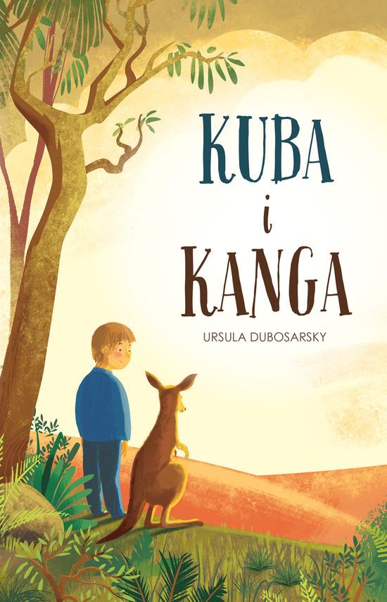 okładka Kuba i Kangaebook   epub, mobi   Dubosarsky Ursula