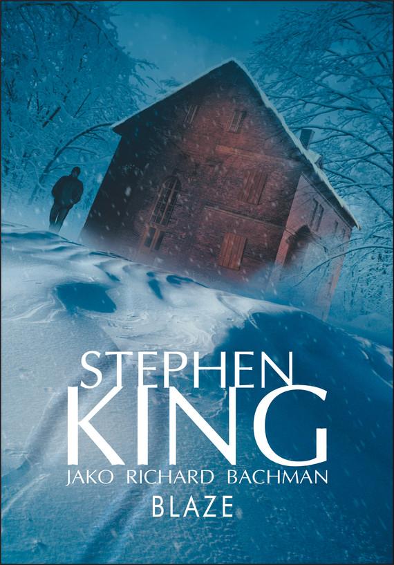 okładka Blazeebook | epub, mobi | Stephen King