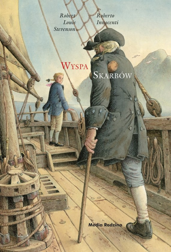 okładka Wyspa Skarbów, Ebook   Robert Louis Stevenson