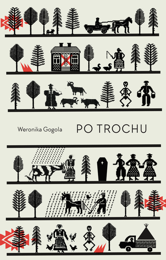 okładka Po trochuebook   epub, mobi   Weronika Gogola