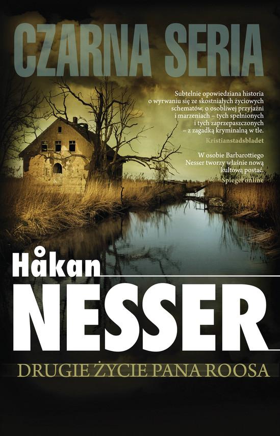 okładka Komisarz Barbarotti (#3). Drugie życie pana Roosa, Ebook | Håkan Nesser
