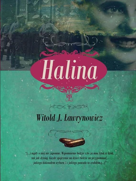okładka Halinaebook | epub, mobi | Witold J. Ławrynowicz