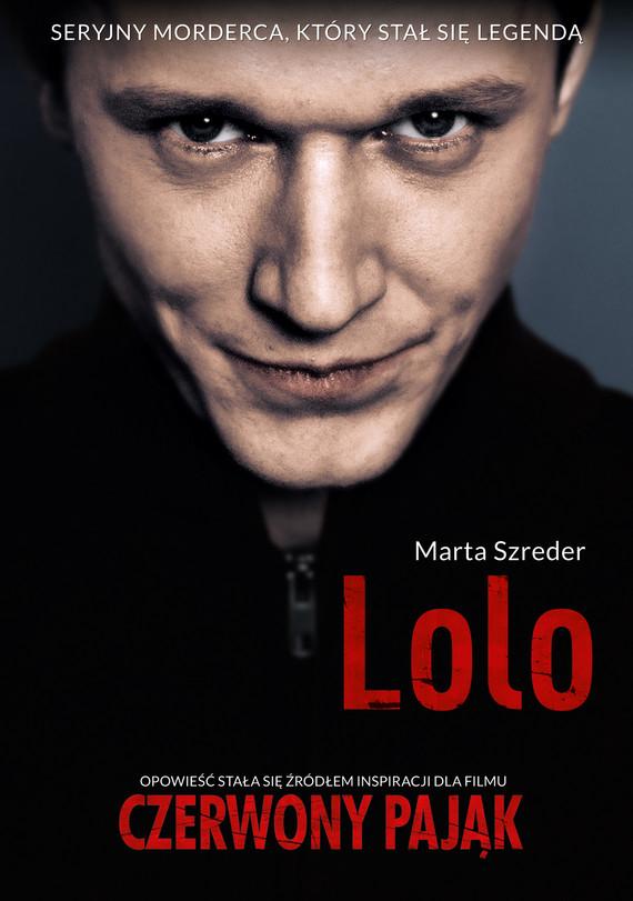 okładka Loloebook | epub, mobi | Marta Szreder