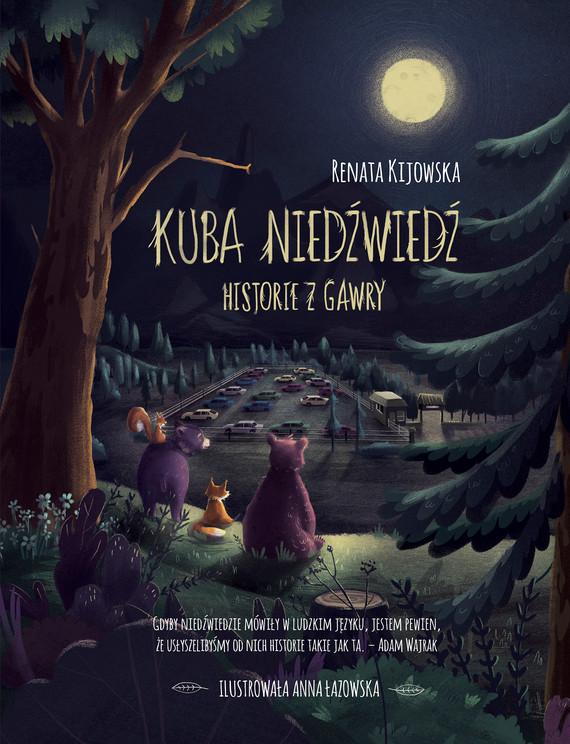okładka Kuba Niedźwiedź, Ebook | Kijowska Renata