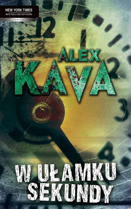 okładka W ułamku sekundyebook | epub, mobi | Alex Kava