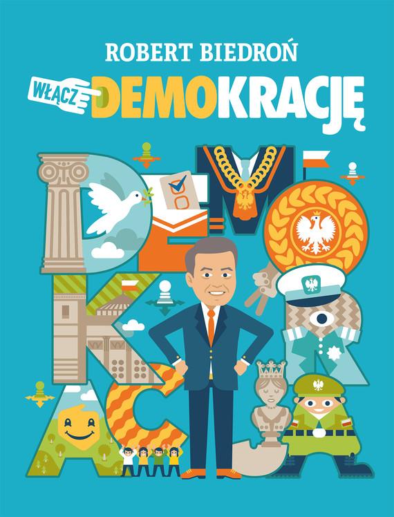 okładka Włącz DEMOkracjęebook   epub, mobi   Biedroń Robert
