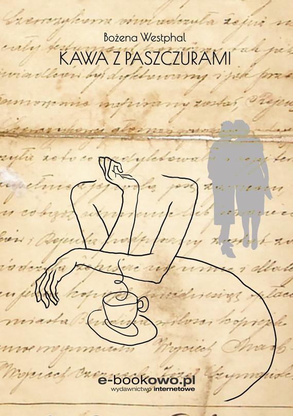 okładka Kawa z praszczurami, Ebook | Bożena Westphal