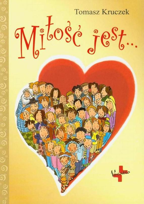 okładka Miłość jest, Ebook | Tomasz  Kruczek
