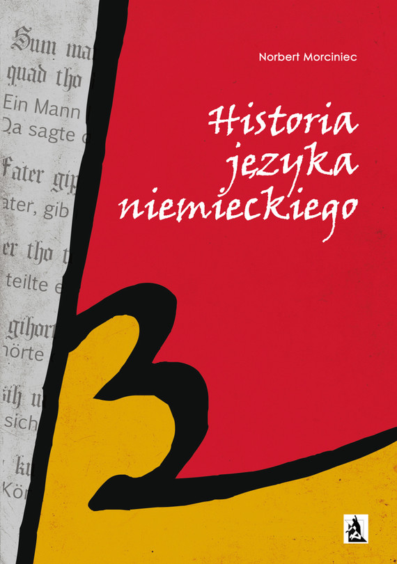 okładka Historia języka niemieckiego, Ebook | Norbert  Morciniec