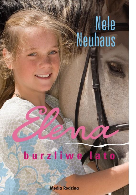 okładka Elena. Burzliwe lato, Ebook   Nele Neuhaus