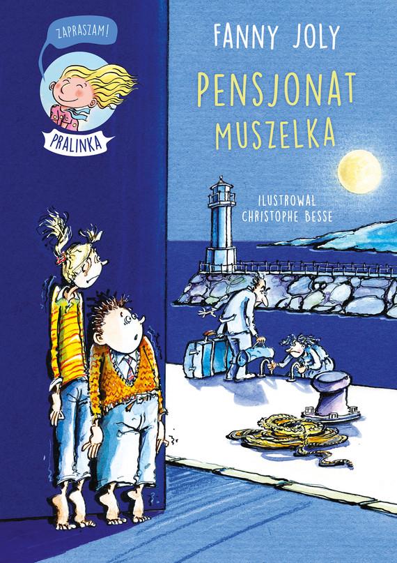 okładka Pensjonat Muszelkaebook | epub, mobi | Fanny Joly