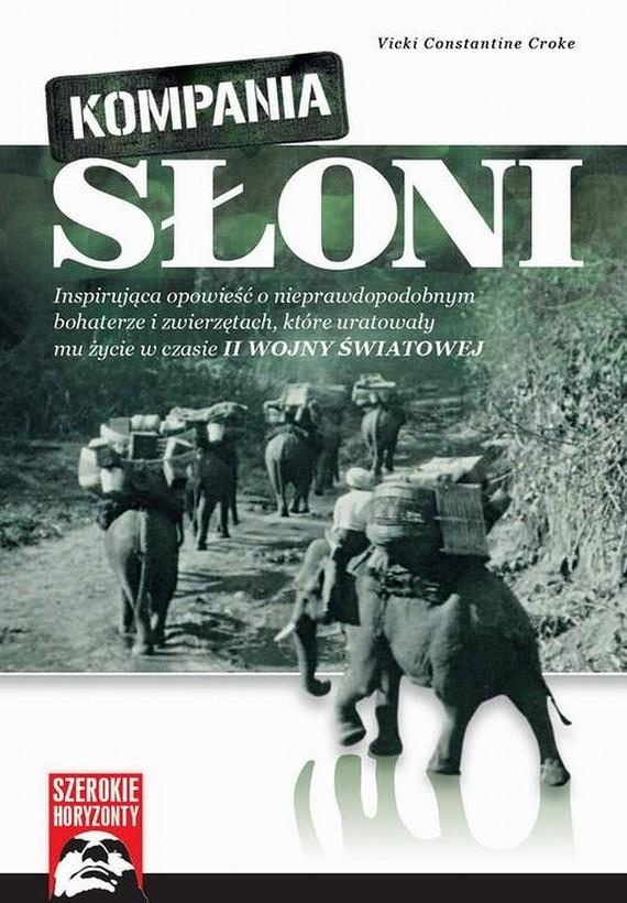 okładka Kompania słoni, Ebook | Vicki Constantine  Croke