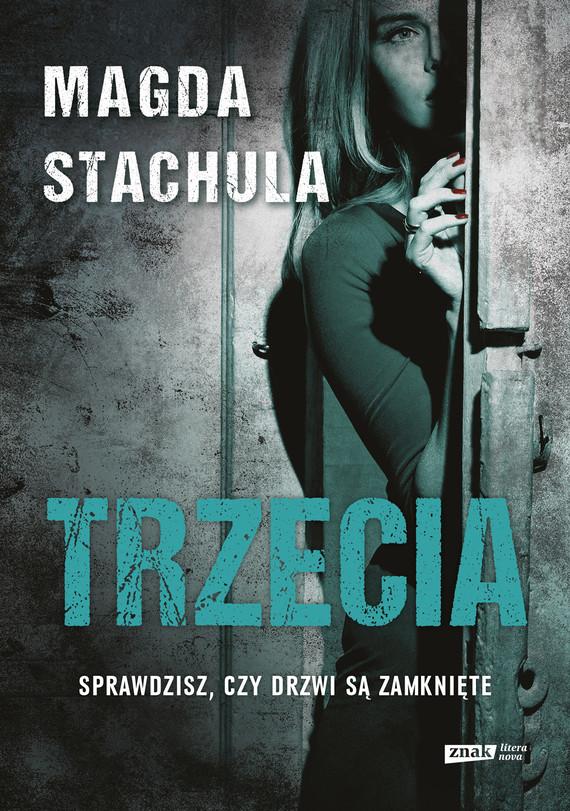 okładka Trzeciaebook | epub, mobi | Magda Stachula